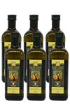 First Cold Press EVOO 6 - 1 Liter Fruttato