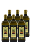First Cold Press Extra Virgin Olive Oil 6- 1 Liter