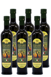 First Cold Press EVOO Fruttato 6- 500ml