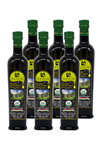 Organic FCPress Extra Virgin Olive Oil Case 6-500ml