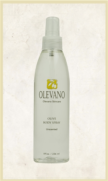 Olevano Olive Body Spray 8fl oz or 236ml