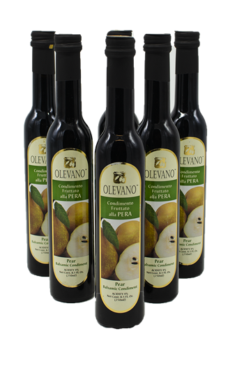 Pear Balsamic Vinegar 6 Star Case 6-250
