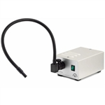 Euromex 20W cold light  illuminator with light gui
