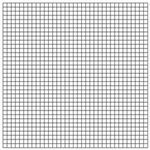Grid graticule (net) 1.0mm pitch         NE11