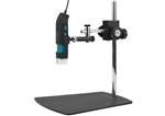 Q-scope QS.MS 40D  Boom-arm stand with fine focus adjustment and easy 3D positioner