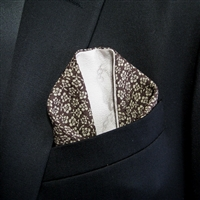 """Conservative"" - Pocket Square"