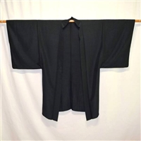 """Unlined - No Crests"" Man's Haori"
