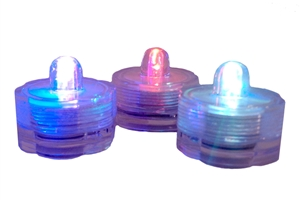 Color-Changing Floating Tea Light