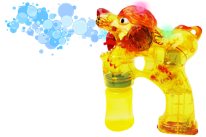 Lion Bubble Gun
