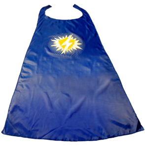 Adult Cape - Blue