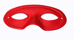 Plastic Mask - Red