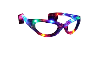 LED Sunglasses - Multicolor
