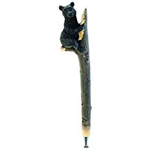 Black Bear Planet Pen