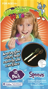 WeGlow Ware Clear Tablespoon