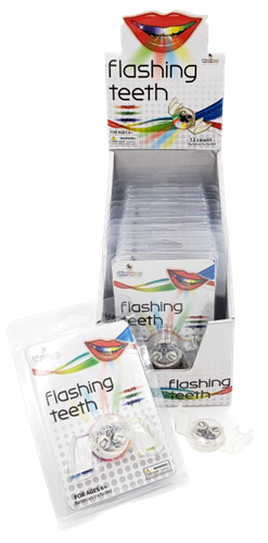 Flashing Teeth PDQ (12 Count)