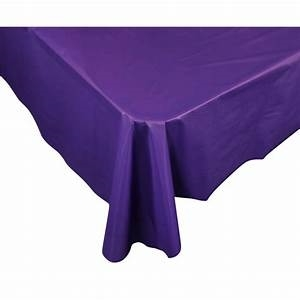 WeGlow Tablecloth - Purple