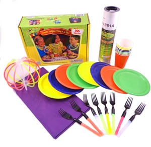8 Person WeGlow Party Kit