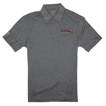 Men's Uniform Polo - Heather Grey