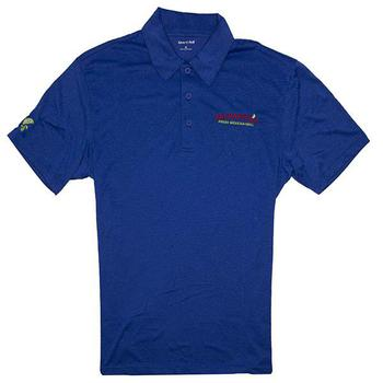 Men's Uniform Polo - Cobalt