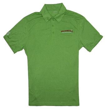 Men's Uniform Polo - Turf Green