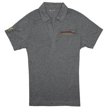 Ladies' Uniform Polo - Heather Grey