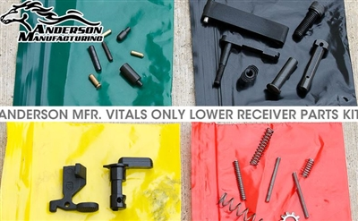 ANDERSON MANUFACTURING AR15 VITALS ONLY LPK