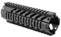"Aim Sports Carbine Length 7"" Quad Rail Free Float"