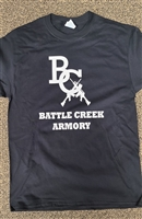 BATTLE CREEK ARMORY T-SHIRTS