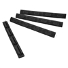 ERGO 4 PACK MLOK WEDGELOK SLOT COVER GRIPS