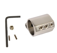 GUNTECH USA STAINLESS .750 LOW PROFILE GAS BLOCK