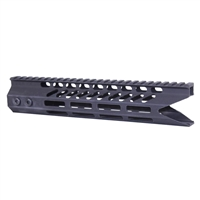 "GUNTECH USA 10"" ULTRA SLIM 5 SIDED MLOK W/ ""SHARK MOUTH"""