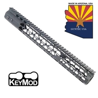 "GUNTECH USA 15"" AIR LITE KEYMOD RAIL"
