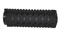 "GUNTECH USA 7"" FREE FLOATING QUAD RAIL"