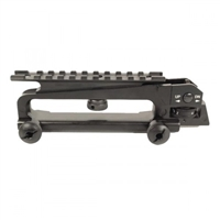 GUNTECH AR15 REMOVABLE CARRY HANDLE W/REMOVABLE PICATINNY RAIL SCOPE MOUNT