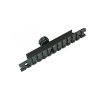 AR-15 LOW PROFILE SCOPE MOUNT FOR CARRY HANDLE