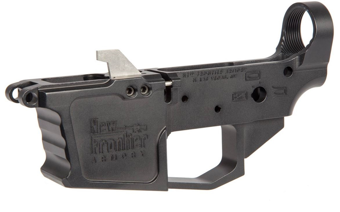 NEW FRONTIER ARMORY 9MM