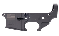 "NDERSON MANUFACTURING AR15 MULTI. CAL. ""AMERICAN FLAG"" LOWER RECEIVER"
