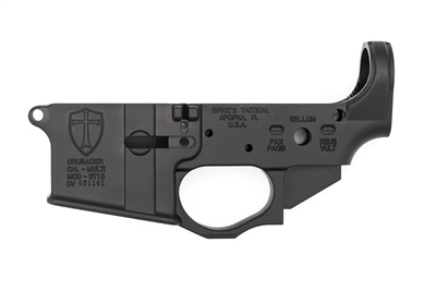 "SPIKE'S TACTICAL AR15 ""CRUSADER"" MULTI CAL LOWER RECEIVER"