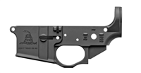 "SPIKE'S TACTICAL AR15 ""GADSDEN"" MULTI CAL LOWER RECEIVER"
