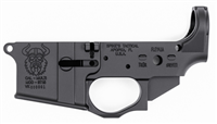 "SPIKE'S TACTICAL AR15 ""Skeleton Viking"" MULTI CAL LOWER RECEIVER"