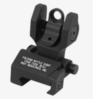 TROY REAR FOLDING BATTLESIGHT