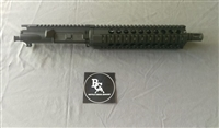 "AR15 .223 WYLDE 10.5"" UPPER W/ 10"" QUAD RAIL"