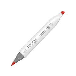 R4 - Vivid Red - ShinHan Art Touch Twin Brush Marker