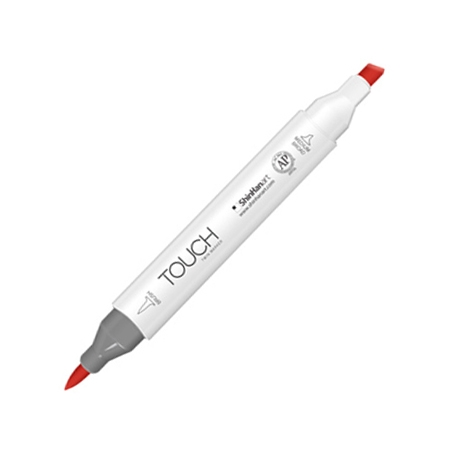 Shin Han Touch Twin Marker Pen Deep Olive Green G43