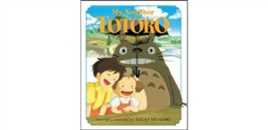 Art Book My Neighbor Totoro Picture Book - Art Book