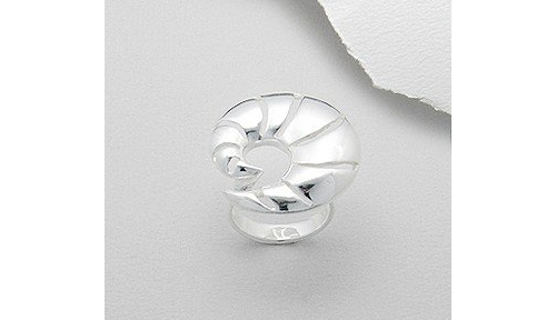 Nautilus Design Sterling Silver Ring (8)