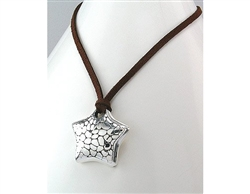 Chic Star Sterling Silver Necklace