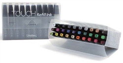 All Individual ShinHan Art Touch Refill INK List
