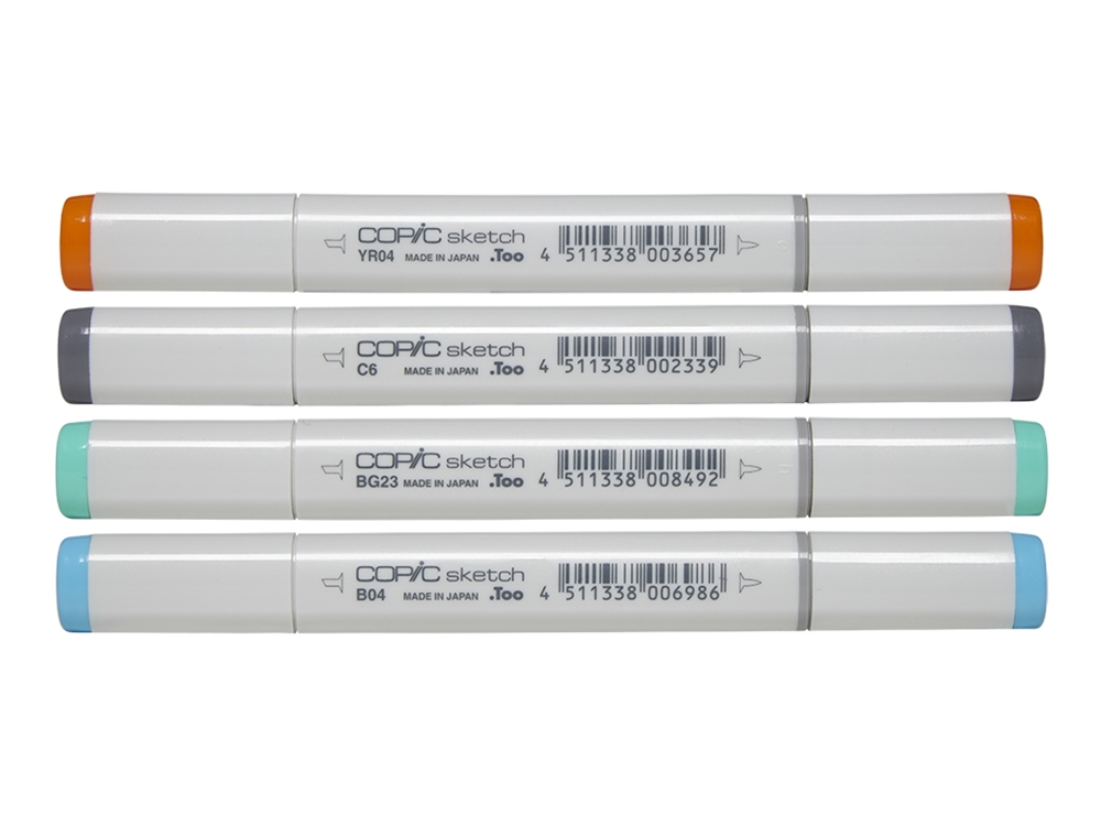 Marker Milky White Copic Markers E51 Ciao With Replaceable Nib