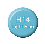 Copic Ink B14 Light Blue